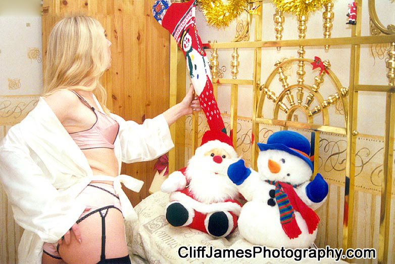 Lucy Bailey Spanking Christmas