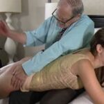 Rachel Spanked and Strapped