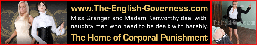 The English Governess Banner