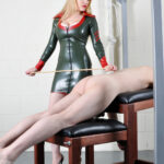 Featuring Ms Nikki. A truly rich reward awaits this slave, if and only if he can endure a heavy beating with the cane.