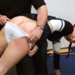 Spanking Her Hard